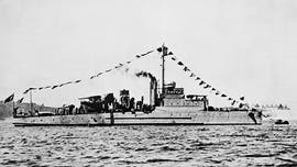 Last US warship sunk by German sub during WWII discovered off Maine