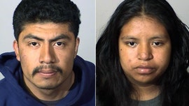 California woman, boyfriend accused of strangling her day-old baby in hospital