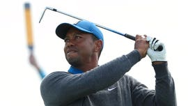Tiger Woods hints health, 'Father Time', is an issue after first round struggles at The Open: 'Just the way it's going to be'