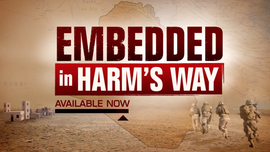 'Embedded in Harm's Way': FNC correspondent, photographer detail their 9 weeks with Marines in Iraq