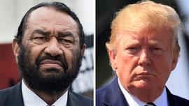 Dem congressman says president is 'no better than' KKK in wake of 'lynching' tweet