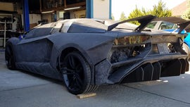 Colorado father and son 3D printing their own Lamborghini