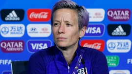 Megan Rapinoe supports Alabama soccer player who knelt during national anthem: 'We are with you'