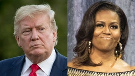 Michelle Obama seemingly swipes at Trump amid 'send her back' controversy