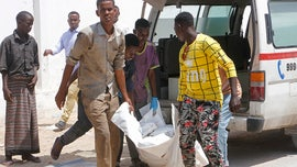Islamic extremists detonate car bomb in Somalia, killing 10, police say
