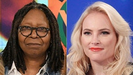 Meghan McCain says Whoopi Goldberg has 'psychic abilities' after she predicted her pregnancy