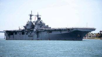 Navy plans to double number of amphibious assault ships by 2050