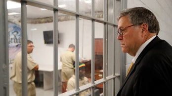 DOJ announces release of 3,100 inmates as part of criminal reform push