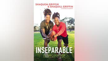 'Inseparable: How Family and Sacrifice Forged a Path to the NFL' by Shaquem Griffin and Shaquill Griffin