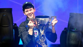 16-year-old wins $3M playing 'Fortnite'