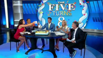 'The Five' celebrates 8 years, looks back at Dana's queso, Jesse's football fandom and ... 'Animals are great'