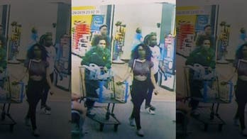 Texas Walmart's 'armed' employee guards Blue Bell ice cream following viral licking video