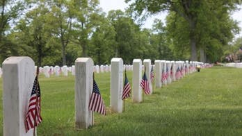 21 American flags stolen from US veterans' graves on Fourth of July and burned: police
