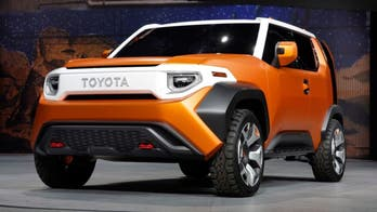 Is this the SUV Toyota will build in Alabama?