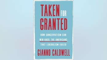 'Taken for Granted: How Conservatism Can Win Back the Americans That Liberalism Failed' by Gianno Caldwell