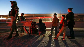 Dozens of Central Americans returned from US are sent home by Mexico