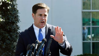 Arizona governor welcomes Nike again after bad-mouthing move to pull Betsy Ross sneaker