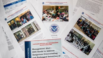 Homeland Security watchdog reports overcrowding and migrants pleading for help during detention-facility tour