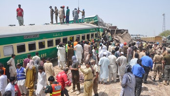 At least 20 dead, 70 injured after trains collide in Pakistan, officials say