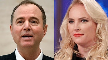 Meghan McCain presses House Intel Committee Dem on collusion: 'What's your evidence?'