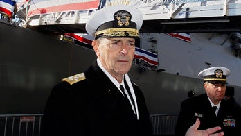 Admiral chosen to lead the Navy will instead retire as concerns are raised about his judgment
