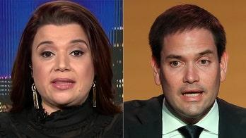 Ana Navarro unloads on 'self-righteous' hypocrite Marco Rubio for Trump 'chant' tweet
