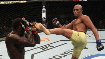 MMA legend Anderson Silva becomes US citizen: 'this is my country now'