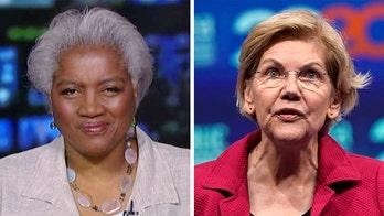 Donna Brazile: Elizabeth Warren a 'sleeper' pick in the 2020 primary race