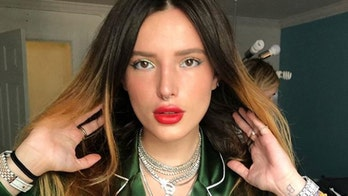 Bella Thorne posts steamy video, uses filter to darken hair and skin to appear 'more Latin'