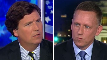 Peter Thiel tells Tucker Carlson which 2020 Dem has him 'most scared'