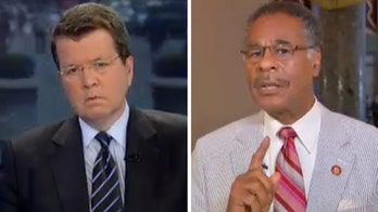 Rep. Emanuel Cleaver speaks out after dramatically abandoning his seat during debate: 'I was frustrated'