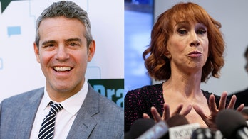 Andy Cohen accuses Kathy Griffin of lying about him after 'dog' comment: 'I hope she finds some peace'