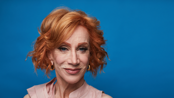 Kathy Griffin suggests Trump should take syringe with 'nothing but air'
