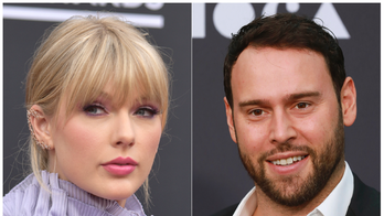 Scooter Braun jokes about Taylor Swift feud over her masters