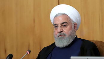 Rouhani announces 'third step' in backing out of nuclear deal-- developing centrifuges