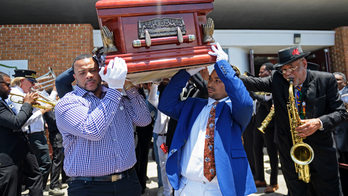 Rock 'n' roll pioneer Dave Bartholomew laid to rest in New Orleans