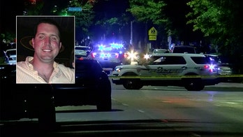 Alabama police officer shot, suspect dead after armed robbery turns into shootout in downtown Birmingham