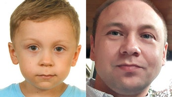 Poland authorities conducting 'biggest search' ever for boy whose father was killed by train
