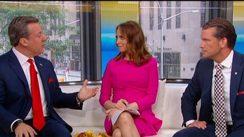 Ed Henry discusses emotional decision to donate part of his liver to his sister