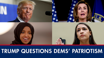 Trump doubles down on controversial tweets, questions Dems' patriotism; Fallout from weekend ICE raids