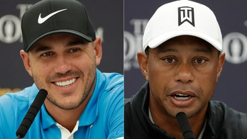 Brooks Koepka snubbed Tiger Woods who asked about practice round before the Open Championship