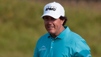 Phil Mickelson fasts for 6 days, loses 15 pounds ahead of Open Championship