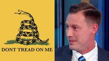 Marine veteran on Chris Pratt shirt criticism: 'Ignorant white supremacists' will never own the Gadsden flag