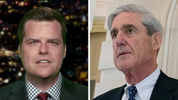 Matt Gaetz: Dems hope Mueller testimony is 'launching-off point' to extend Russia 'witch hunt'