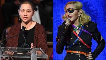 Parkland shooting survivor Emma Gonzalez slams Madonna's 'God Control' video