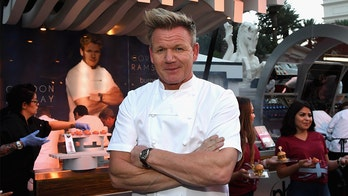 Gordon Ramsay shamed for how he holds his baby: 'That thing looks painful'