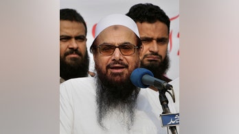 US-wanted terror suspect blamed for 2008 Mumbai attacks that killed 166 arrested in Pakistan