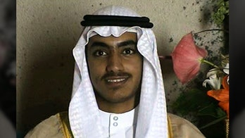 Bin Laden's son Hamza was killed in counterterrorism operation, President Trump confirms