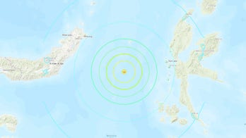 Tsunami warning issued in Indonesia after strong quake strikes in Molucca Sea