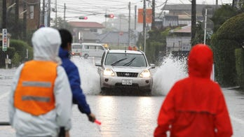 Torrential rains in Japan force over 1 million to evacuate southwestern region